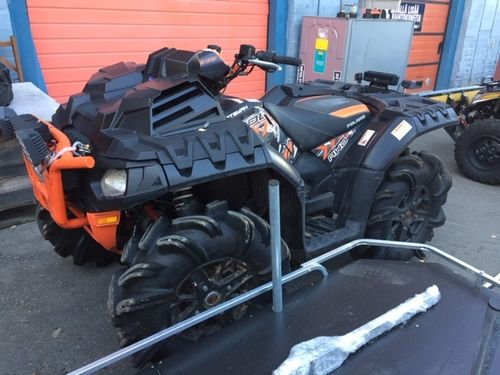 polaris spm xp 1000 highlifter
