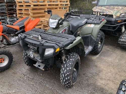 polaris sportsman 500 4x4 2008
